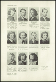 Page 14, 1948 Edition, Ravenna High School - Blue Jay Yearbook (Ravenna, NE) online yearbook collection
