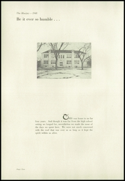 Page 6, 1948 Edition, Ravenna High School - Blue Jay Yearbook (Ravenna, NE) online yearbook collection