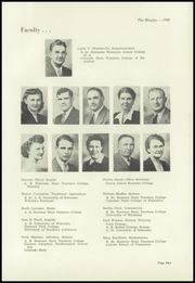Page 9, 1948 Edition, Ravenna High School - Blue Jay Yearbook (Ravenna, NE) online yearbook collection