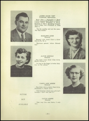 Page 12, 1951 Edition, Ravenna High School - Blue Jay Yearbook (Ravenna, NE) online yearbook collection