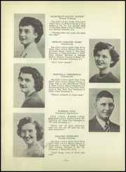 Page 14, 1951 Edition, Ravenna High School - Blue Jay Yearbook (Ravenna, NE) online yearbook collection