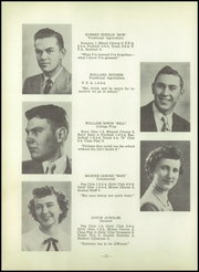 Page 16, 1951 Edition, Ravenna High School - Blue Jay Yearbook (Ravenna, NE) online yearbook collection