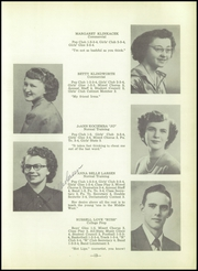 Page 17, 1951 Edition, Ravenna High School - Blue Jay Yearbook (Ravenna, NE) online yearbook collection