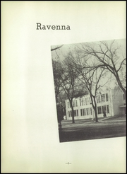 Page 6, 1951 Edition, Ravenna High School - Blue Jay Yearbook (Ravenna, NE) online yearbook collection