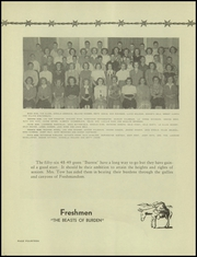 Stanton High School - Mustang Tale Yearbook (Stanton, NE) online yearbook collection, 1949 Edition, Page 16