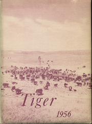 1956 Edition, Rock County High School - Tiger Yearbook (Bassett, NE)