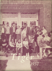 1957 Edition, Rock County High School - Tiger Yearbook (Bassett, NE)