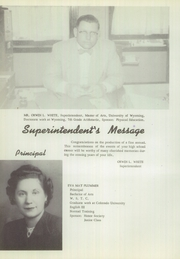 Page 10, 1954 Edition, Randolph High School - Cardinal Yearbook (Randolph, NE) online yearbook collection