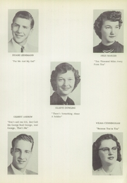 Page 15, 1954 Edition, Randolph High School - Cardinal Yearbook (Randolph, NE) online yearbook collection