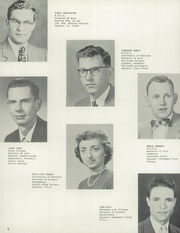 Page 10, 1956 Edition, Randolph High School - Cardinal Yearbook (Randolph, NE) online yearbook collection