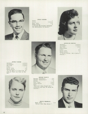 Page 16, 1956 Edition, Randolph High School - Cardinal Yearbook (Randolph, NE) online yearbook collection
