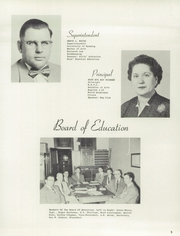 Page 9, 1956 Edition, Randolph High School - Cardinal Yearbook (Randolph, NE) online yearbook collection