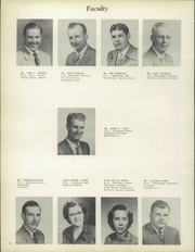 Page 10, 1953 Edition, Garden County High School - Eagle Yearbook (Oshkosh, NE) online yearbook collection