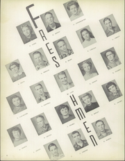 Page 12, 1953 Edition, Garden County High School - Eagle Yearbook (Oshkosh, NE) online yearbook collection