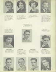 Page 17, 1953 Edition, Garden County High School - Eagle Yearbook (Oshkosh, NE) online yearbook collection