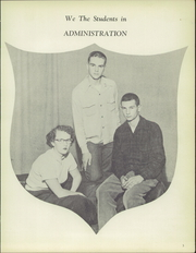 Page 7, 1953 Edition, Garden County High School - Eagle Yearbook (Oshkosh, NE) online yearbook collection
