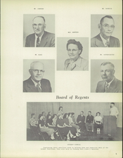 Page 9, 1953 Edition, Garden County High School - Eagle Yearbook (Oshkosh, NE) online yearbook collection