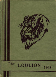 1948 Edition, Louisville High School - Lion Yearbook (Louisville, NE)