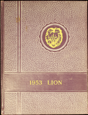 1953 Edition, Louisville High School - Lion Yearbook (Louisville, NE)