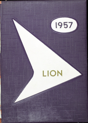 1957 Edition, Louisville High School - Lion Yearbook (Louisville, NE)