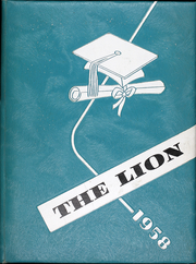 1958 Edition, Louisville High School - Lion Yearbook (Louisville, NE)