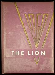 1960 Edition, Louisville High School - Lion Yearbook (Louisville, NE)
