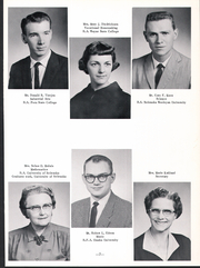 Page 11, 1960 Edition, Louisville High School - Lion Yearbook (Louisville, NE) online yearbook collection