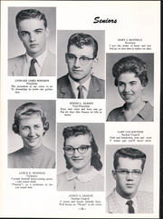 Page 12, 1960 Edition, Louisville High School - Lion Yearbook (Louisville, NE) online yearbook collection