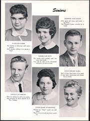 Page 14, 1960 Edition, Louisville High School - Lion Yearbook (Louisville, NE) online yearbook collection