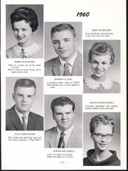 Page 15, 1960 Edition, Louisville High School - Lion Yearbook (Louisville, NE) online yearbook collection
