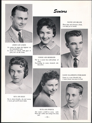 Page 16, 1960 Edition, Louisville High School - Lion Yearbook (Louisville, NE) online yearbook collection