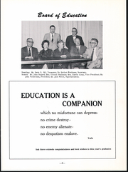 Page 7, 1960 Edition, Louisville High School - Lion Yearbook (Louisville, NE) online yearbook collection