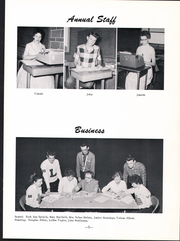 Page 9, 1960 Edition, Louisville High School - Lion Yearbook (Louisville, NE) online yearbook collection