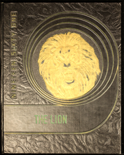 1961 Edition, Louisville High School - Lion Yearbook (Louisville, NE)