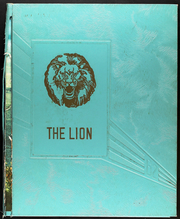 1962 Edition, Louisville High School - Lion Yearbook (Louisville, NE)