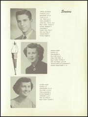 Page 17, 1951 Edition, Minatare High School - Arrow Yearbook (Minatare, NE) online yearbook collection