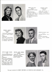 Page 14, 1956 Edition, Pawnee City High School - Indian Yearbook (Pawnee City, NE) online yearbook collection