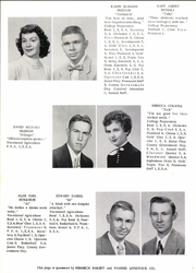 Page 16, 1956 Edition, Pawnee City High School - Indian Yearbook (Pawnee City, NE) online yearbook collection