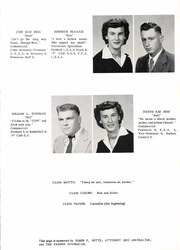 Page 17, 1956 Edition, Pawnee City High School - Indian Yearbook (Pawnee City, NE) online yearbook collection