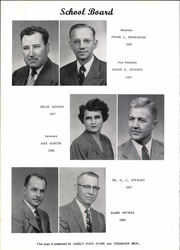 Page 6, 1956 Edition, Pawnee City High School - Indian Yearbook (Pawnee City, NE) online yearbook collection