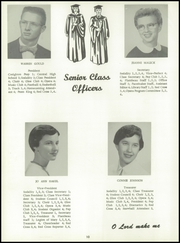 Page 14, 1956 Edition, Holy Name High School - Pacemaker Yearbook (Omaha, NE) online yearbook collection