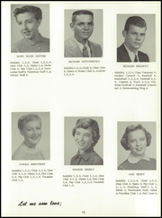 Page 17, 1956 Edition, Holy Name High School - Pacemaker Yearbook (Omaha, NE) online yearbook collection