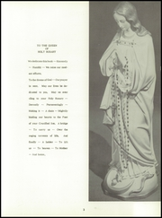 Page 7, 1956 Edition, Holy Name High School - Pacemaker Yearbook (Omaha, NE) online yearbook collection