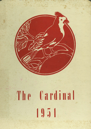 1951 Edition, Alma High School - Cardinal Yearbook (Alma, NE)