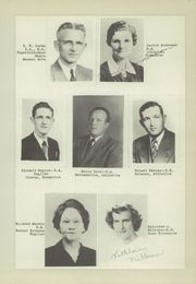 Page 13, 1951 Edition, Alma High School - Cardinal Yearbook (Alma, NE) online yearbook collection