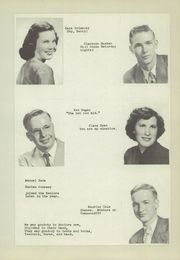 Page 17, 1951 Edition, Alma High School - Cardinal Yearbook (Alma, NE) online yearbook collection