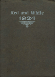 Page 1, 1924 Edition, Weeping Water High School - Red and White Yearbook (Weeping Water, NE) online yearbook collection