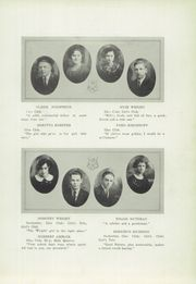 Page 15, 1924 Edition, Weeping Water High School - Red and White Yearbook (Weeping Water, NE) online yearbook collection