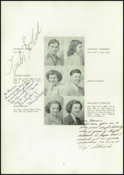 Page 10, 1947 Edition, Osceola High School - Bulldog Yearbook (Osceola, NE) online yearbook collection