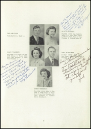 Page 11, 1947 Edition, Osceola High School - Bulldog Yearbook (Osceola, NE) online yearbook collection
